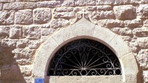Dzisiaj w Betlejem, ulica, krzyż