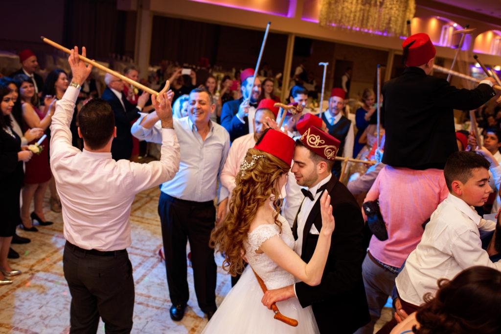 arabskie wesele