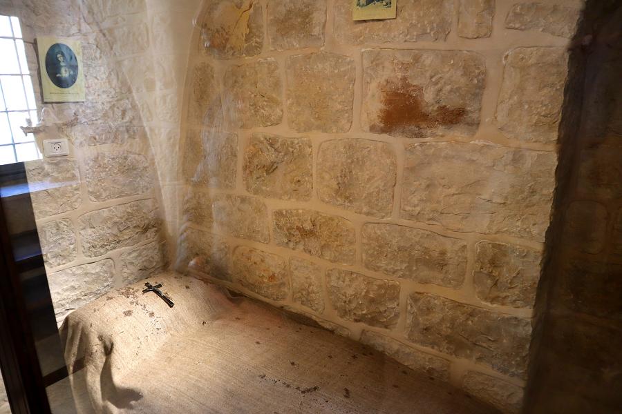 posłanie Małej Arabki w Betlejem